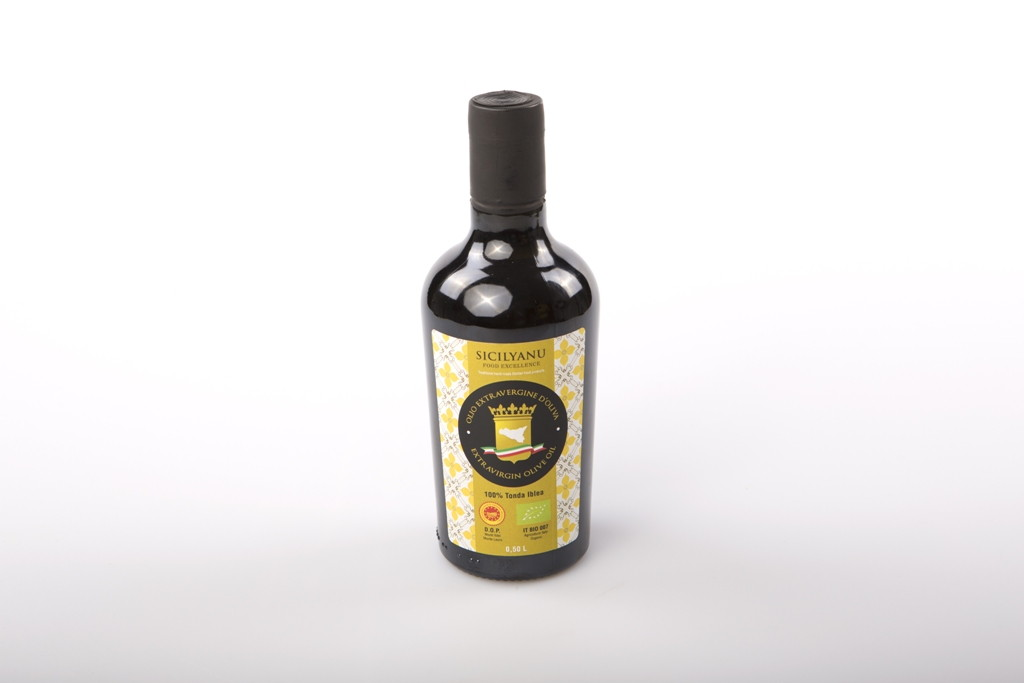 Extravirgin Olive Oil D.O.P - 0,50 L