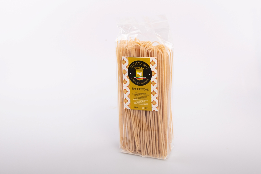 Sicilyanu Artisanal Pasta - Spaghettoni
